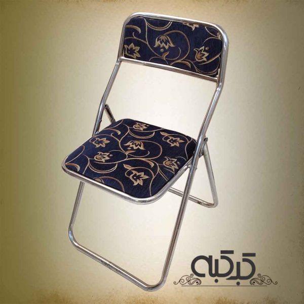 اجاره صندلی تاشو سرمه ای - اجاره میز و صندلی کرایه
