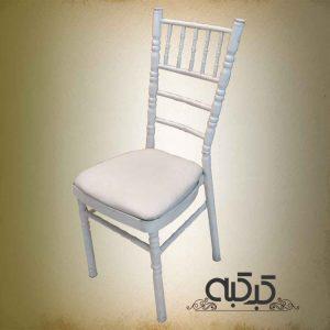 اجاره صندلی شیواری - اجاره میز و صندلی - ظروف کرایه انلاین