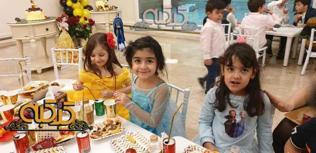 اجاره میز و صندلی کودک - کرایه لوازم تولد کودک - اجاره وسایل تولد کودکان