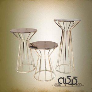 اجاره میز سه سایز چتری - اجاره میز بله برون